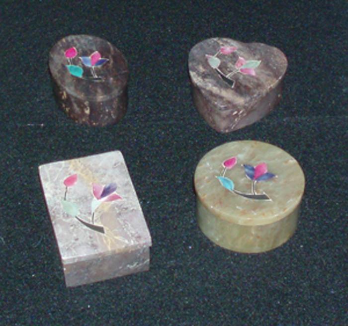 Soapstone Jars