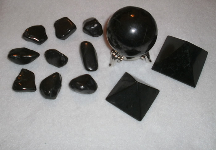 Shungite group photo