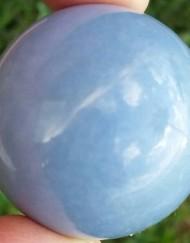 angelite sphere1